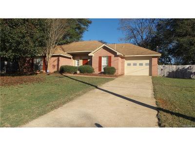 Prattville Single Family Home For Sale: 305 Ellen Court
