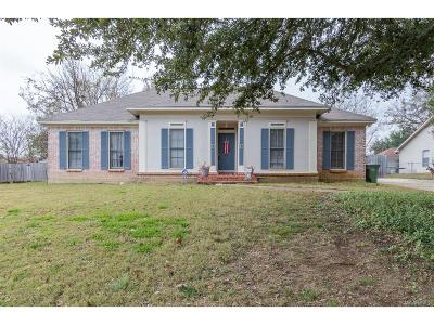 Montgomery Single Family Home For Sale: 2636 Crossgate Trail
