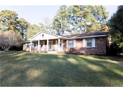 Montgomery Single Family Home For Sale: 331 Holly Ridge Drive