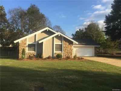 Millbrook Single Family Home For Sale: 150 Cotton Blossom Road