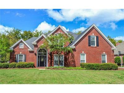 Montgomery Single Family Home For Sale: 8636 Sturbridge Drive