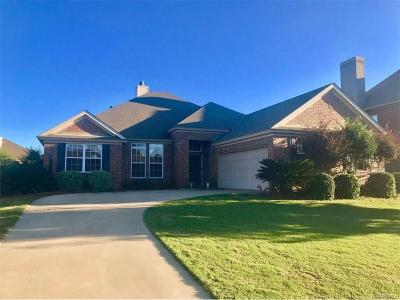 Montgomery Single Family Home For Sale: 8820 Lillington Circle