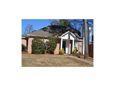Montgomery Single Family Home For Sale: 3345 Horseshoe Circle