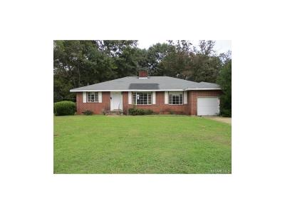 Montgomery Single Family Home For Sale: 2921 Ashley Avenue
