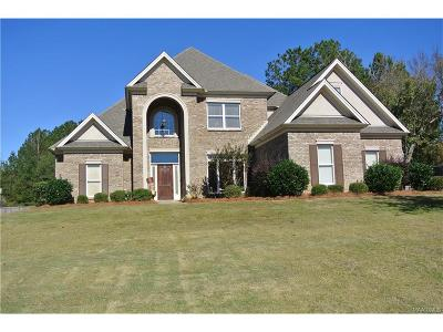 Pike Road Single Family Home For Sale: 822 Merry Lake Drive