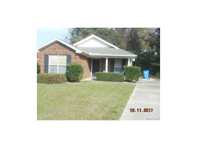 Prattville Single Family Home For Sale: 105 Cottage Court