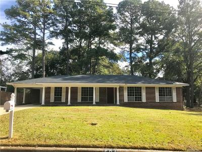 Prattville Single Family Home For Sale: 604 Shadow Lane