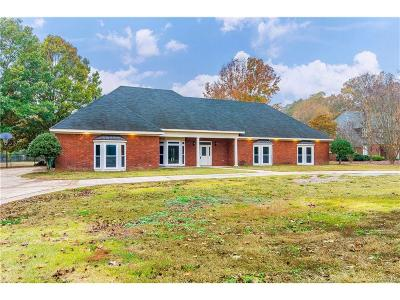 Montgomery AL Single Family Home For Sale: $475,000