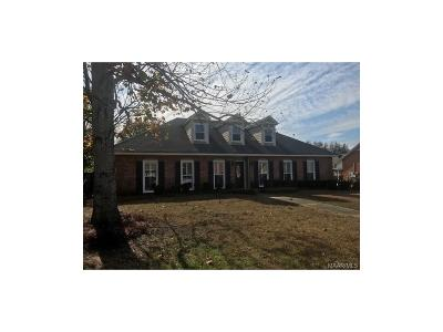 Montgomery AL Single Family Home For Sale: $199,900