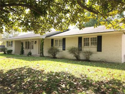 Montgomery Single Family Home For Sale: 3318 Sommerville Drive
