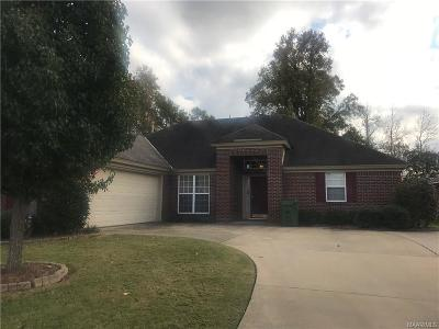 Montgomery Single Family Home For Sale: 1236 Autumn Ridge