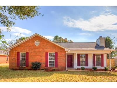 Montgomery Single Family Home For Sale: 908 Vista View Place