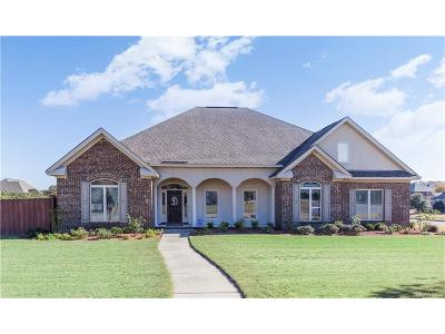 Prattville Single Family Home For Sale: 499 Weatherby Trail