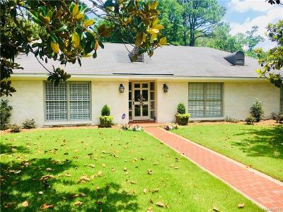 Montgomery Single Family Home For Sale: 3603 Lansdowne Drive