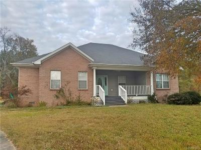 Wetumpka Single Family Home For Sale: 24 Mulberry Court