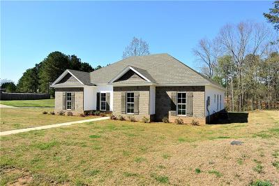 Wetumpka Single Family Home For Sale: 29 Mulder Cove Court