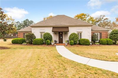 Montgomery Single Family Home For Sale: 8200 Heathrow Place