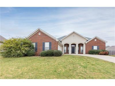 Prattville Single Family Home For Sale: 1026 Thistle Road