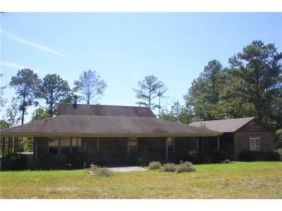 Wetumpka Single Family Home For Sale: 410 Grier Lane
