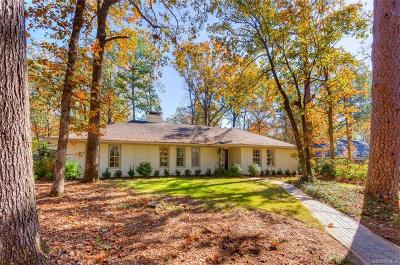 Hillwood Single Family Home For Sale: 1827 Croom Drive