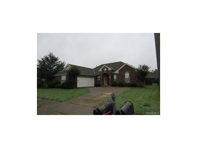 Single Family Home For Sale: 8116 Grayson Grove