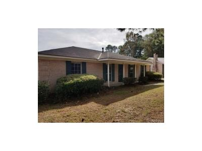 Selma Single Family Home For Sale: 2607 Pine Forrest C