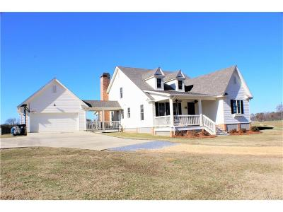 Wetumpka Single Family Home For Sale: 365 Old Gin Road