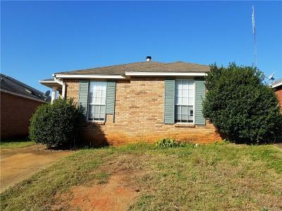 Millbrook Single Family Home For Sale: 352 Millridge Drive