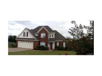 Prattville Single Family Home For Sale: 109 Aberdeen Court
