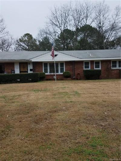 Montgomery Single Family Home For Sale: 857 Byrne Drive