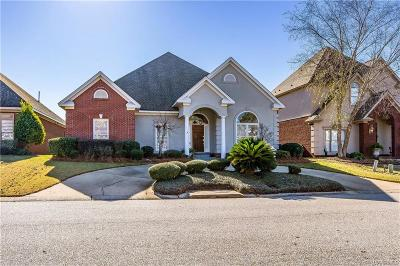 Montgomery Single Family Home For Sale: 9156 Castle Pines Circle