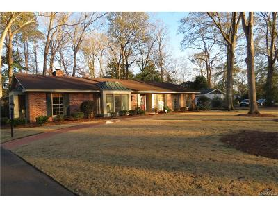 Montgomery Single Family Home For Sale: 3345 Boxwood Drive
