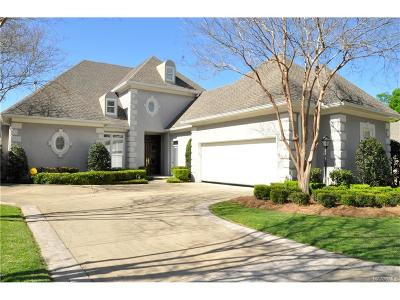 Montgomery Single Family Home For Sale: 8624 Old Marsh Way