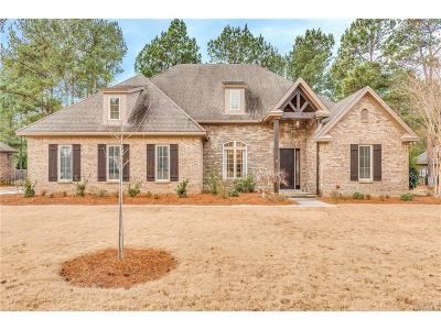 Pike Road Single Family Home For Sale: 9513 Crescent Lodge Drive