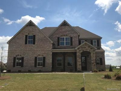 Pike Road Single Family Home For Sale: 147 Boykin Lakes Loop