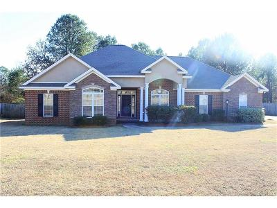 Wetumpka Single Family Home For Sale: 561 Stonegate Trail