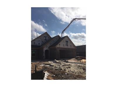 Montgomery Single Family Home For Sale: 7920 Faith Lane