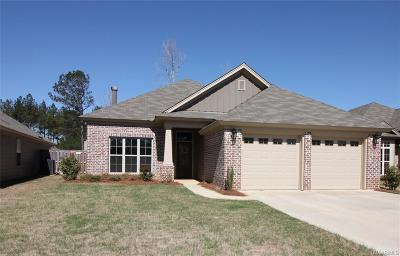 Pike Road Single Family Home For Sale: 9121 White Poplar Circle