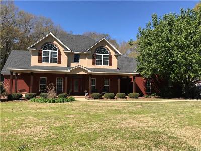 Prattville Single Family Home For Sale: 101 Graham Lane