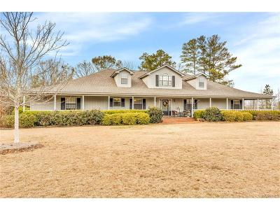 Prattville Single Family Home For Sale: 104 Cherokee Drive