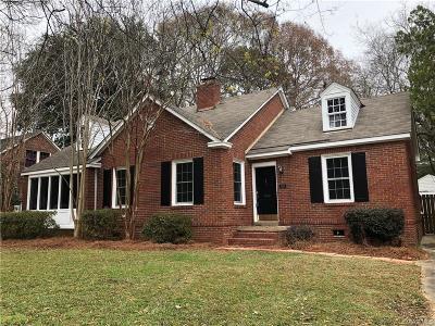 Montgomery AL Single Family Home For Sale: $105,900
