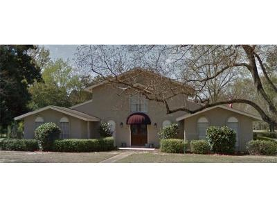 Montgomery Single Family Home For Sale: 102 Natchez Court