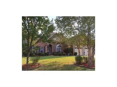 Prattville Single Family Home For Sale: 106 Appalachian Ridge