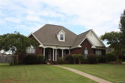 Deatsville Single Family Home For Sale: 97 Maribeth Loop