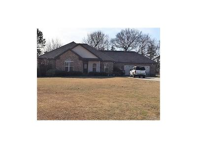 Prattville Single Family Home For Sale: 126 Daffodil Court