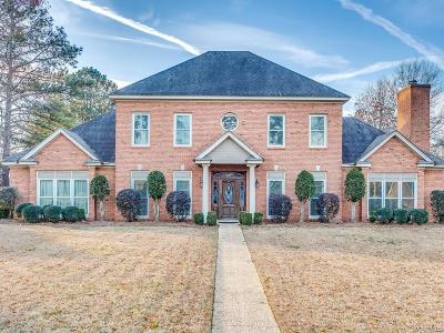 Montgomery Single Family Home For Sale: 7636 Halcyon Forest Trail