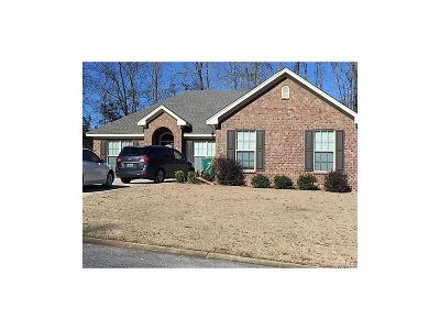 Millbrook Single Family Home For Sale: 102 Fairway Drive