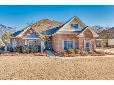 Montgomery Single Family Home For Sale: 8705 Lillington Circle