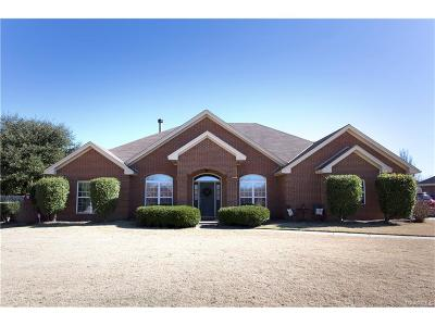 Montgomery Single Family Home For Sale: 7315 Greenfield Road