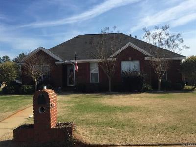 Prattville Single Family Home For Sale: 101 Westbrook Court